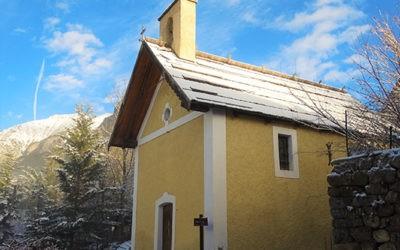 Rénovation de la Chapelle Saint Antoine
