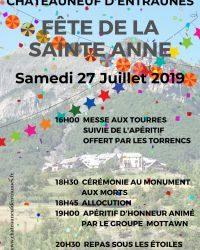 Fête de la Sainte Anne