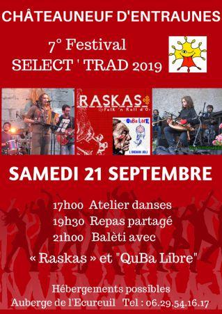 7e Festival Select'Trad